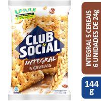 CLUB SOCIAL 5 CEREAIS 24G