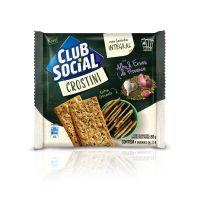 CLUB SOCIAL CROSTINI ALHO/ERVAS 20G