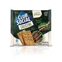 CLUB SOCIAL CROSTINI ERVA/CEREAIS 20G