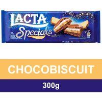 LACTA SPECIAL CHOCOBISCUIT 300G