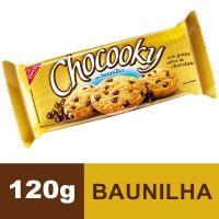 CHOCOOKY BAUNILHA 120G