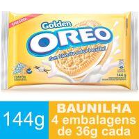 BISCOITO OREO GOLDEN BAUNILHA 36G