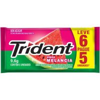 TRIDENT 6S WATERMELON 10,2G