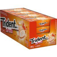 TRIDENT XFRESH CRISTAL TANGERINA 18G