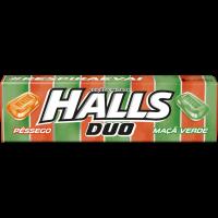 HALLS MACA E PESSEGO 21UNX34G