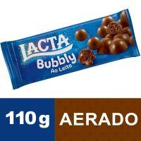 LACTA BUBBLY AERADO 110G