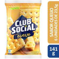 BISCOITO CLUB SOCIAL QUEIJO 23,5G