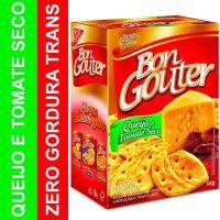 BON GOUTER TOMATE SECO/PARMESAO 100G