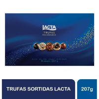 LACTA TRUFAS SORTIDAS 207G